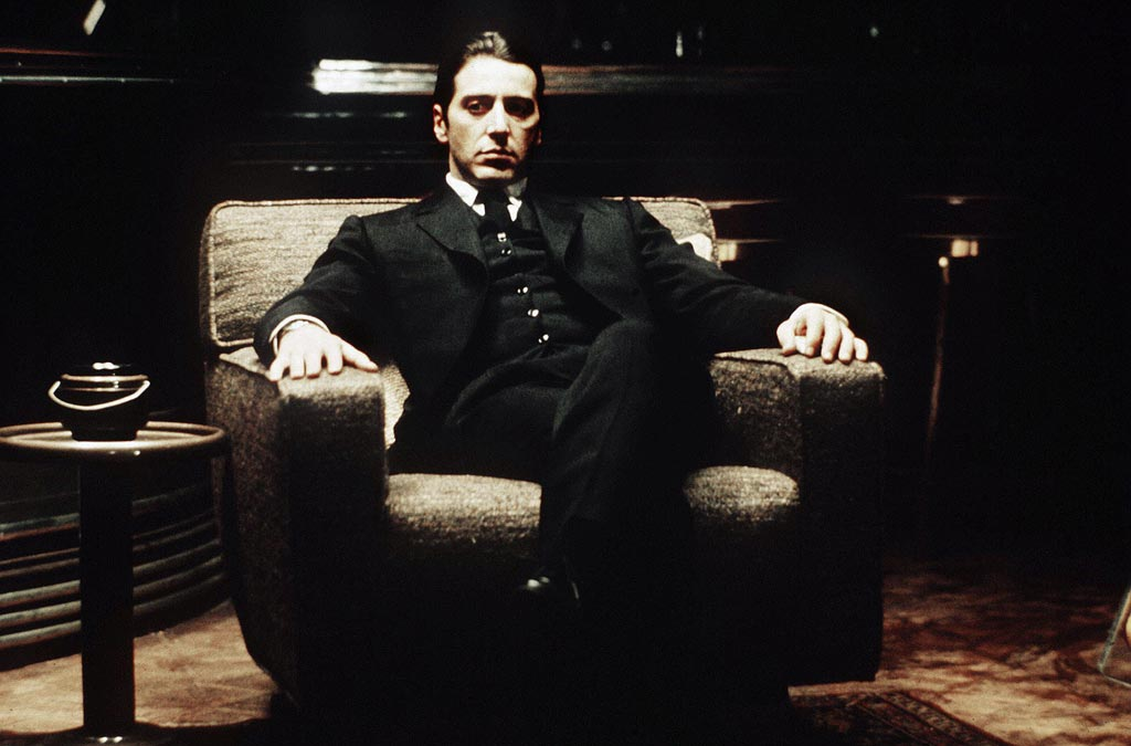 Image result for michael corleone badass