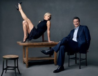Mika and Joe. This picture is sexist, disgusting, and pathetic.